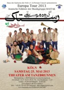 Rastak Ensemble Live In Concert
