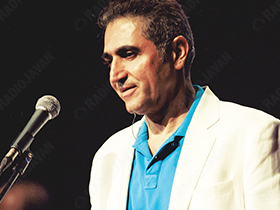 Fereydoun Live At Milad Hall In Tehran