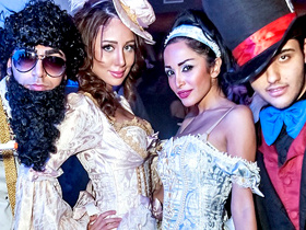 Radio Javan Toronto Halloween Party
